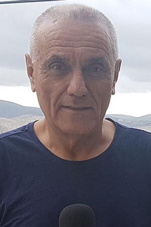 אורי לוי - מרכז המרצים לישראל