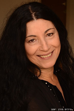 שרה אנג'ל הרצאות - מרכז המרצים לישראל
