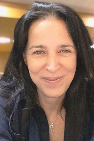 גלית בן שמחון - מרכז המרצים לישראל