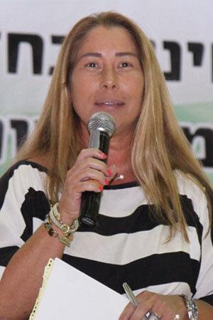 אורלי אלקלעי - מרכז המרצים לישראל