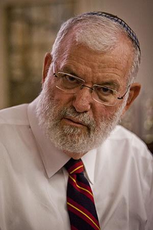 יעקב עמידרור - מרכז המרצים לישראל