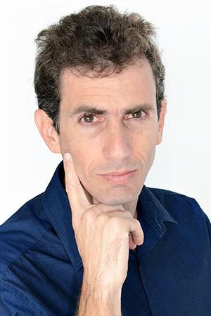 ארז ליבנה הרצאות - מרכז המרצים לישראל