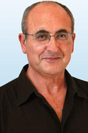 דניאל בן סימון - מרכז המרצים לישראל