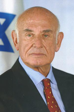 יעקב פרי - מרכז המרצים לישראל