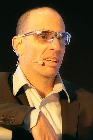 אורן בליצבלאו - מרכז המרצים לישראל