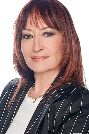 ציפי פינס - מרכז המרצים לישראל