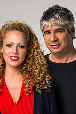 אורלי וילנאי וגיא מרוז הרצאות - מרכז המרצים לישראל