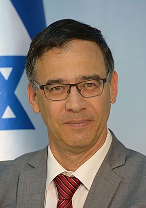 שי ניצן - מרכז המרצים לישראל