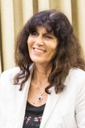 אסתר רוט שחמורוב - מרכז המרצים לישראל