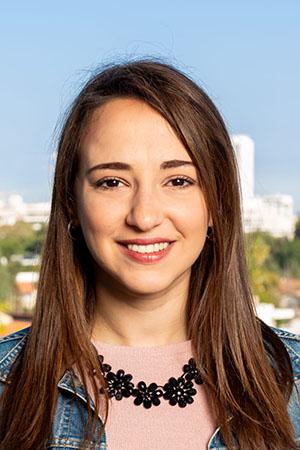 אסתי סגל - מרכז המרצים לישראל