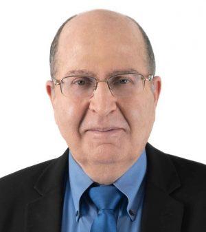 משה (בוגי) יעלון - מרכז המרצים לישראל